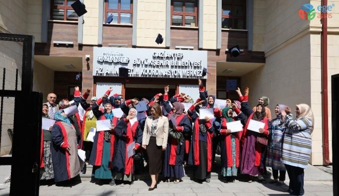 Yetim Koordinasyon Merkezi okuma-yazma öğretim kursu tamamlandı