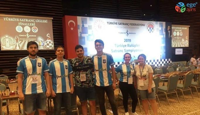 Yunusemreli satranççılar Konya'da yarıştı