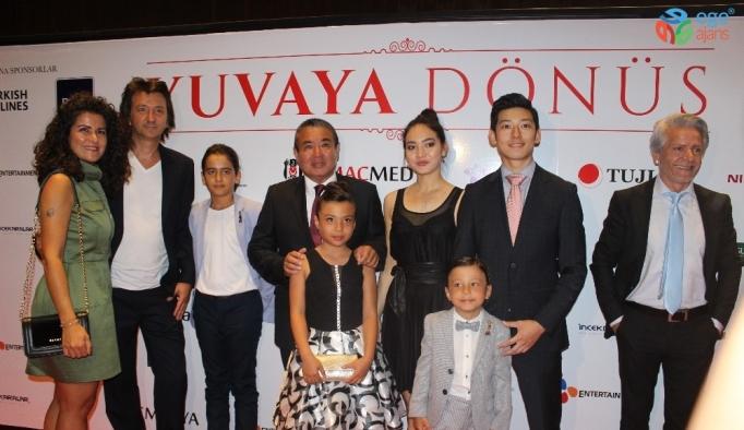 'Yuvaya Dönüş' filminin galası gerçekleştirildi