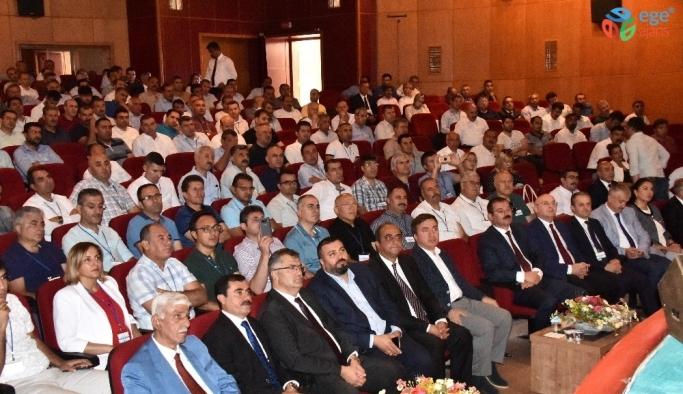 Ahlat'ta 'Eğitim Yönetimi' semineri