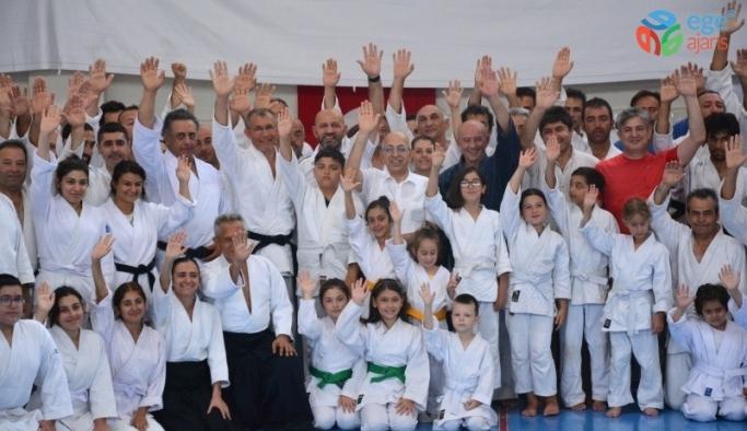 Aikido Yaz Kampı ÇOMÜ ev sahipliğinde gerçekleşti