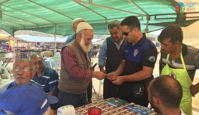 Antalya'da hayvan pazarında  dolandırıcılık uyarısı