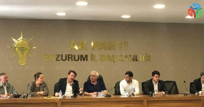 Aydemir: 'Erzurumspor'a destek olmak vazifemizdir'