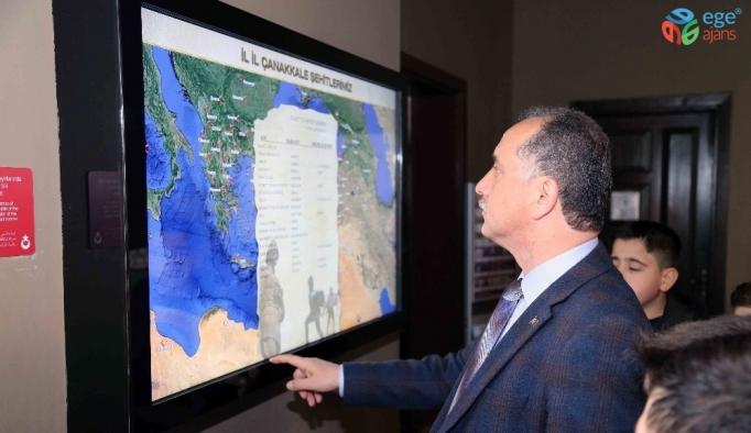 Bağcılar Çanakkale Zafer Müzesi, Youtube ile dünyaya açılıyor