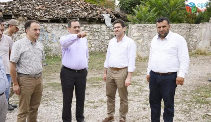 """Başkan Demir: """"Vezirköprü ve bölgenin potansiyelini yeniden planlayacağız"""""""