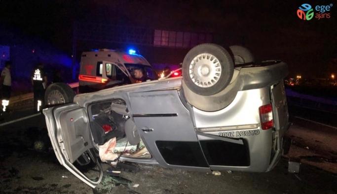 Başkent'te feci kaza: 1 ölü, 1'i ağır 2 yaralı