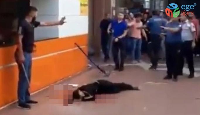 Batman otogarındaki cinayet zanlısı: Onların kanını içerim