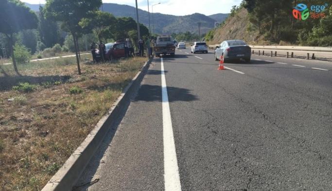 Bilecik'te otomobil ile hafif ticari araç çarpıştı: 4 yaralı