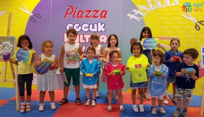 Çocuk Akademisinde renkli etkinlikler