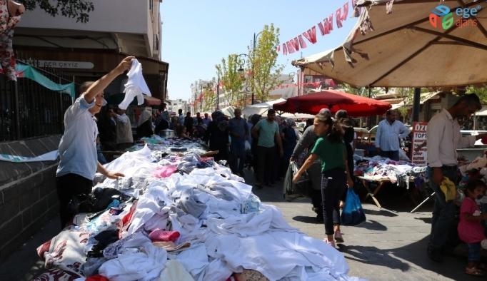 Diyarbakır'da bayram hareketliği başladı