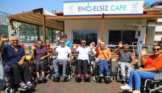 Engelsiz Kafe, Manavgat Ortopedik ve Yürüme Engelliler Derneği'ne devredildi