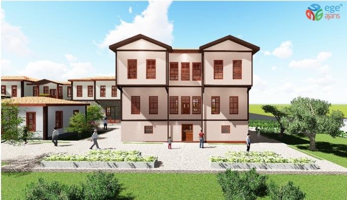 Ergene Belediyesinin Atatürk Evi Projesi onaylandı