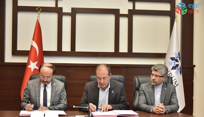 ETÜ ile Tebriz Üniversitesi arasında işbirliği protokolü imzalandı