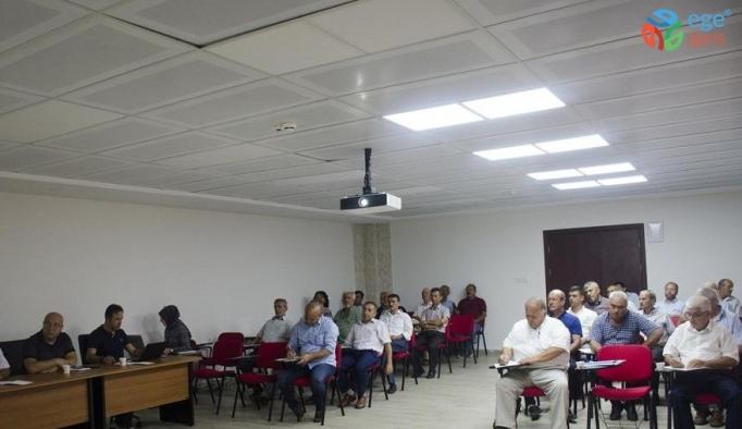 Evde Sağlık Hizmetleri Teknik Çalışma Grup Toplantısı yapıldı