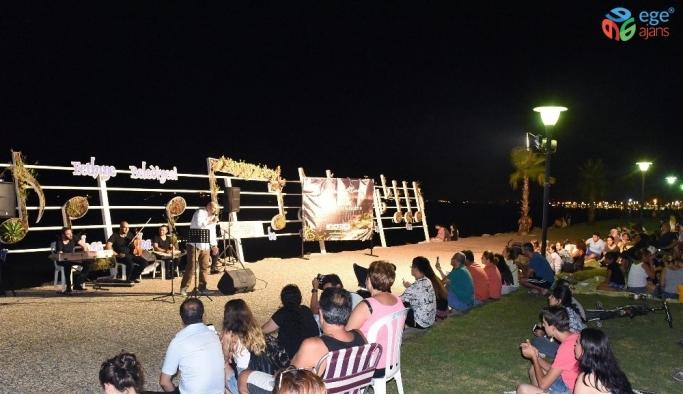 Fethiye Belediyesinden yıldızlar altında müzik