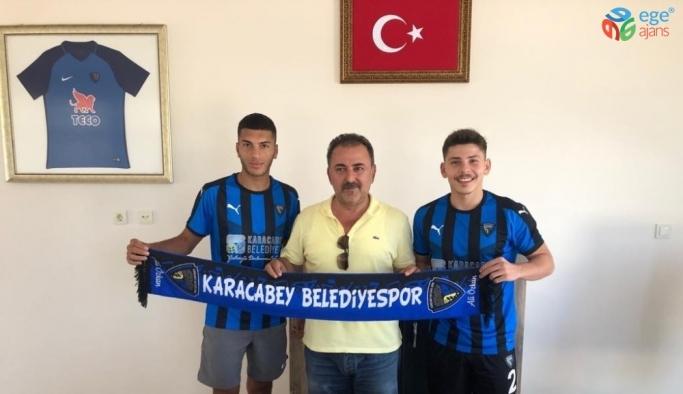 Fındıkçı ve Aydın Karacabey Belediyespor'da
