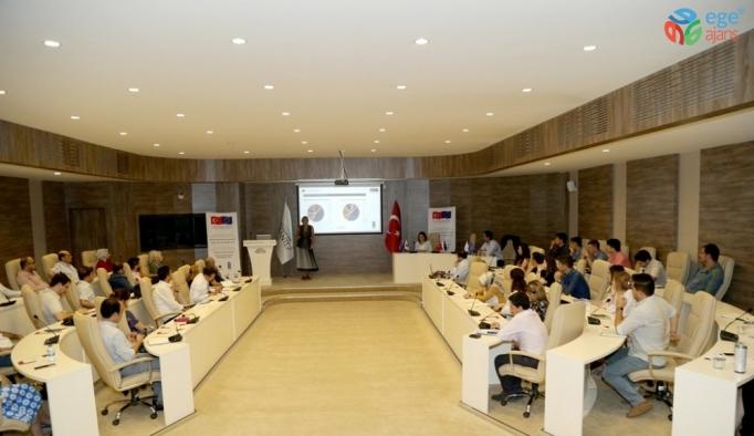 Gaziantep'in katı atık yönetimi masaya yatırıldı
