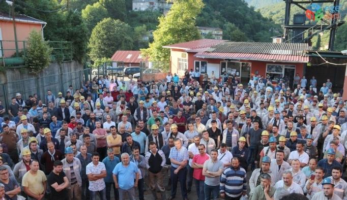 GMİS, TTK ve MTA'DA grev kararını aldı