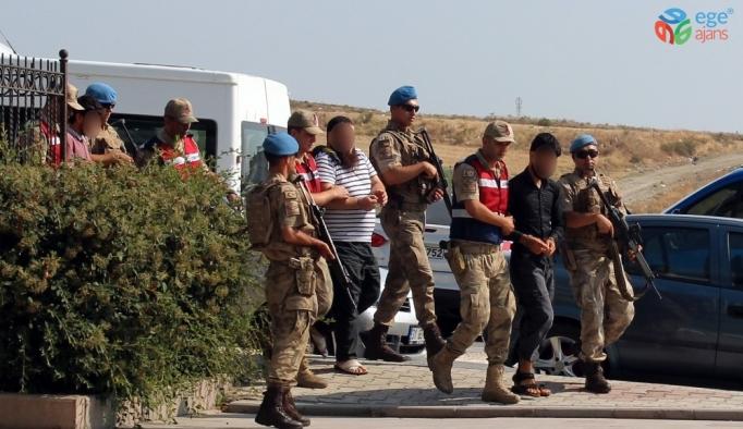 Hatay'da DEAŞ ve El Kaide Terör Örgütüne eleman temin eden 22 kişi gözaltına alındı