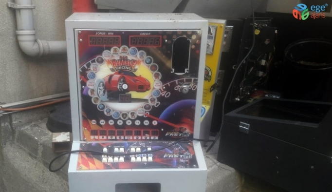 İstanbul'da kumar makinesi imal ederek, internette satan şahıs yakalandı