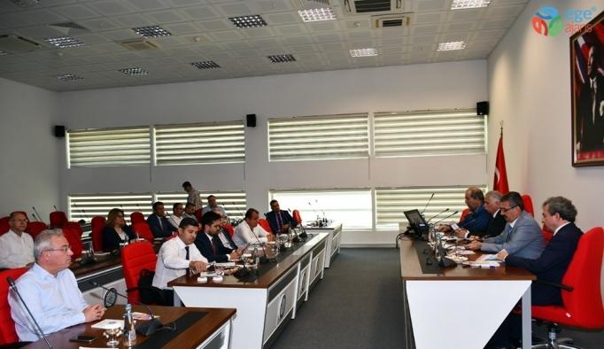 Kamu-Üniversite-Sanayi işbirliği planlama kurulu toplantısı