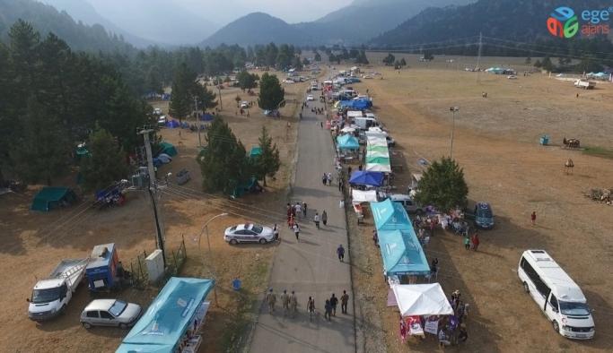 Karboğazı'nda festival coşkusu