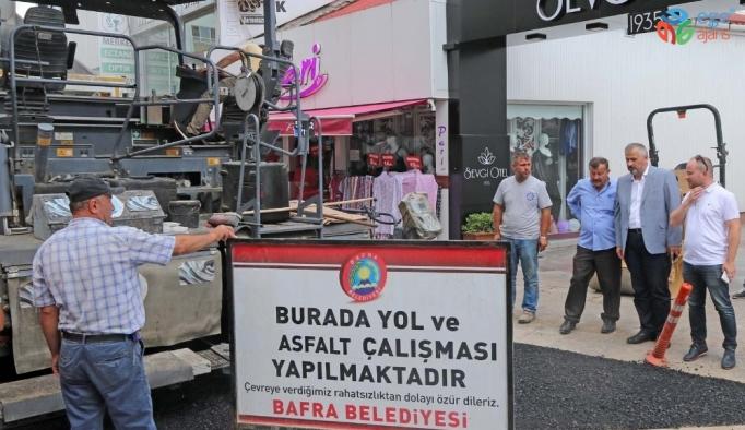 """Kılıç: """"Büyükşehir Belediyemiz ile her konuda iş birliği yapıyoruz"""""""