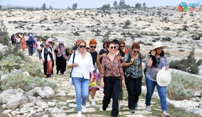 Kırsal Mahalle Buluşmalarında Tarsus'un tarihine yolculuk yaptılar