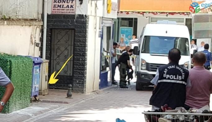 Kocaeli'de emniyetin arka sokağında lav silahı ve el bombaları bulundu