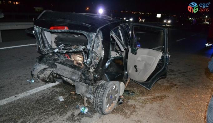 Konya'da trafik kazası: 8 kişi yaralandı