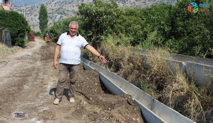 Kumluca ve Finike'de çiftçiye destek