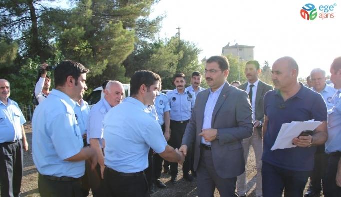 Kurban Bayramında Haliliye Belediyesi ekipleri sahada olacak