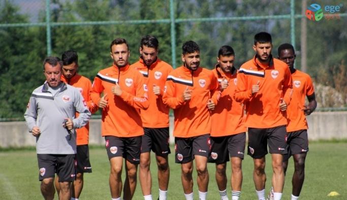Levent Eriş, Anadaspor'un başında ilk antrenmanına çıktı