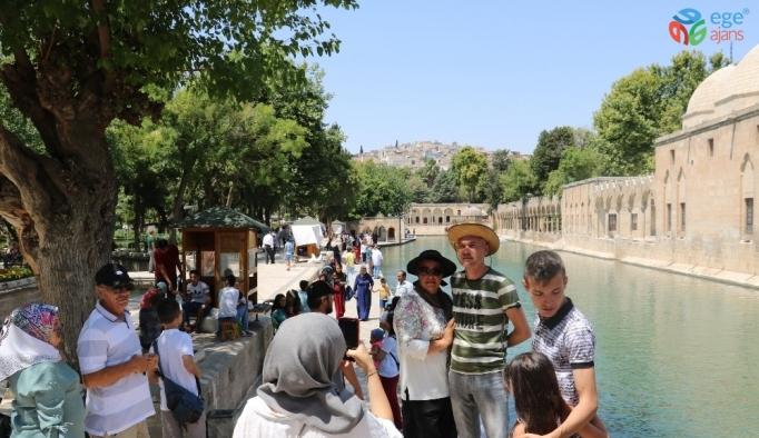 'Medeniyetler şehrinde turizm bereketi