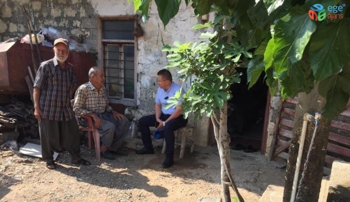 MESKİ, Nihat Dede'nin 50 yıllık içme suyu sorununu çözdü