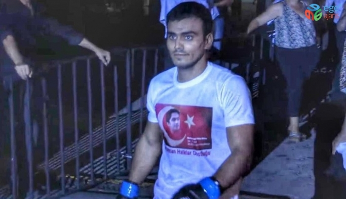 MMA Şampiyonası'nda Türkiye'yi Azerbaycan vatandaşı temsil etti