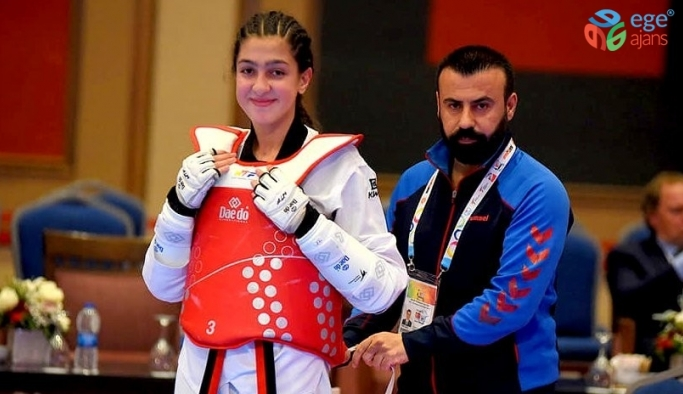 Muğlalı Taekwondo şampiyonu Büşra Öztürk dünya şampiyonasında