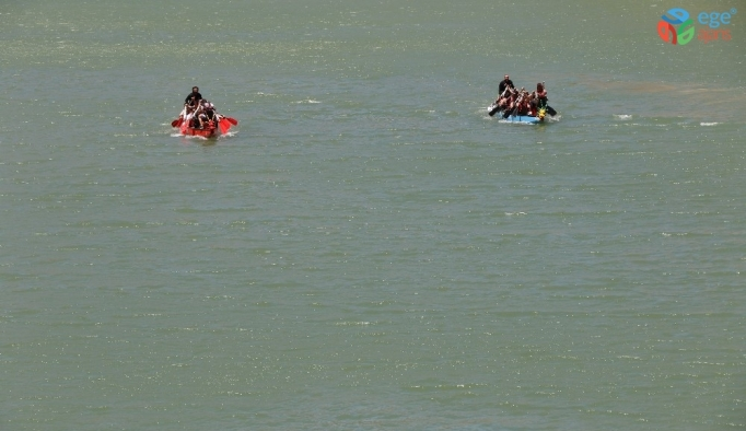 Ortadoğu'nun en uzun akarsuyu Fırat Nehri 3 ülkeye hayat veriyor
