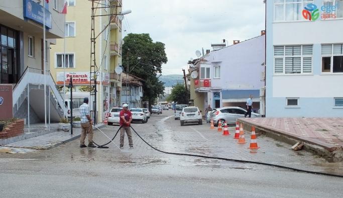 Pazaryeri Belediyesi'nde bayram çalışmaları devam ediyor