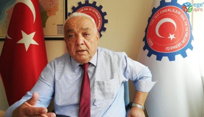 Sarıoğlu, Emekliler müjde bekliyor
