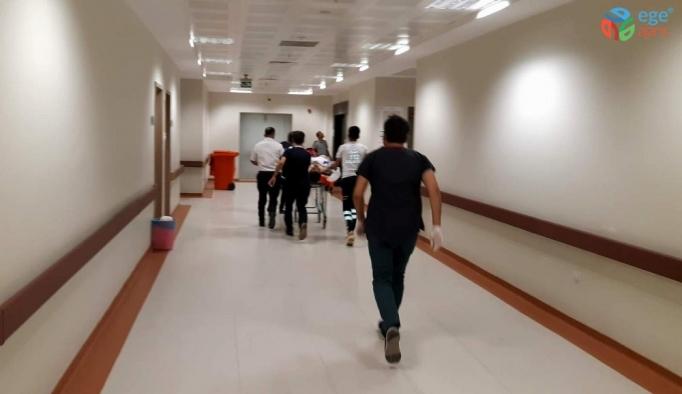 Siirt'te elektrik akımına kapılıp ağır yaralanan garson, hayatını kaybetti