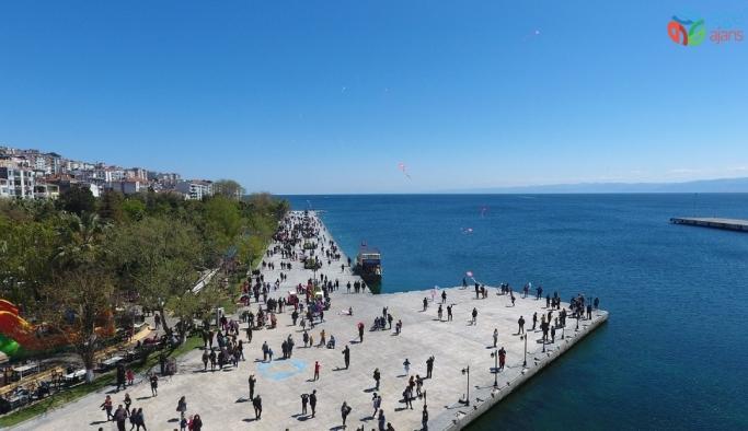 Sinop'ta Kurban Bayramı öncesi konaklama işletmelerinde doluluk yaşanıyor