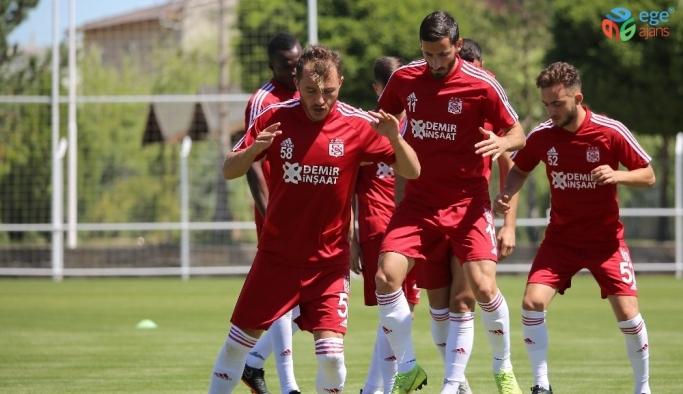 Sivasspor, yeni sezona hırslı hazırlanıyor