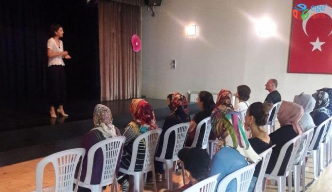 Tepebaşı'ndan oyun terapisi semineri