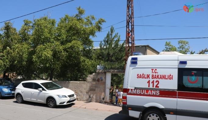 Trafik kazasında hayatını kaybeden polis memuru Kayseri'de toprağa verildi