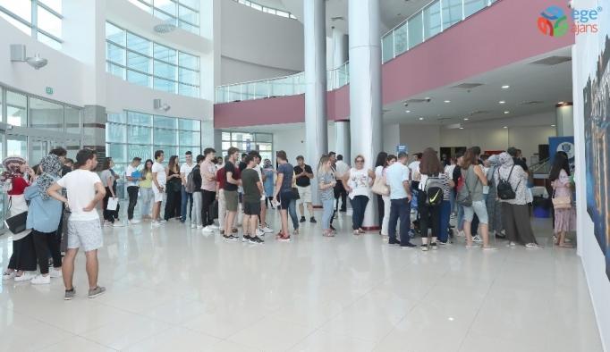 Trakya Üniversitesi'nde uluslararası öğrenci kayıt dönemi