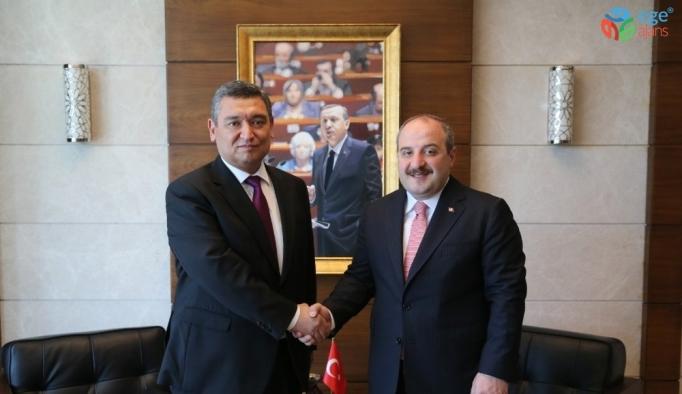 Türkiye - Tacikistan arasında Hükümetlerarası KEK protokolü imzalandı