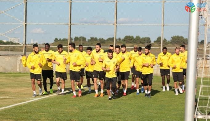 Yeni Malatyaspor, Partizan maçına kenetlendi
