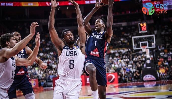 ABD'yi eleyen Fransa, Dünya Kupası'nda yarı finale yükseldi!