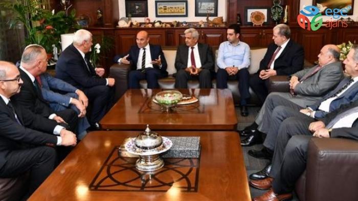 Esnaf, Başkan Soyer'e teşekkür etti